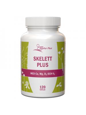 Skelett Plus/ Starka benstomme och tänder