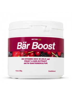 Bär Boost/ vitaminbomb