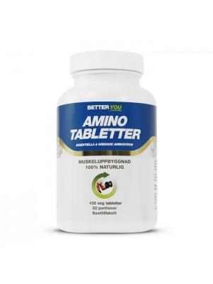 Veg. Amino Tabletter