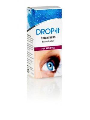 Drop-it Brightness/ för röda ögon