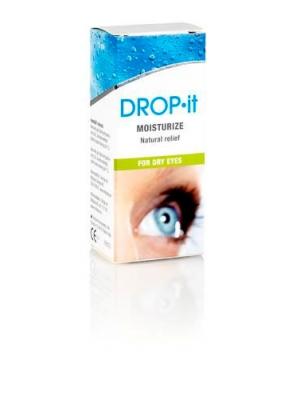 Drop-it Moisturize/ för torra ögon
