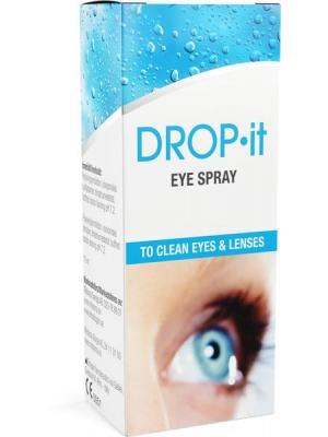 Drop-it eye spray/ för att rengöra ögon & linser