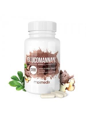 Glucomannan Plus / Mot problem med hunger och sötsug