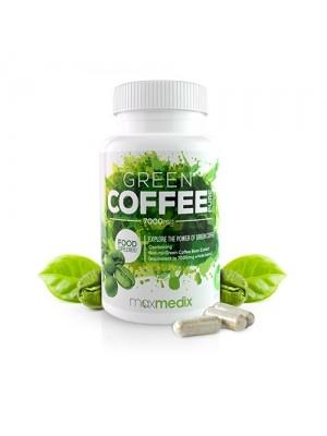 Green Coffee Pure 100 % naturligt / effektiv för viktminskning