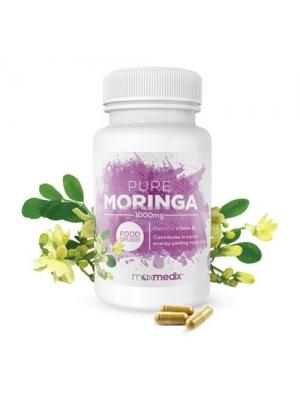Pure Moringa / 100% naturligt rik på Vitamin B6