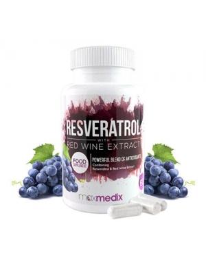 Resveratrol | rödvinsextrakt