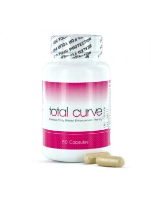 Total Curve ™ Bröstförstoringspiller